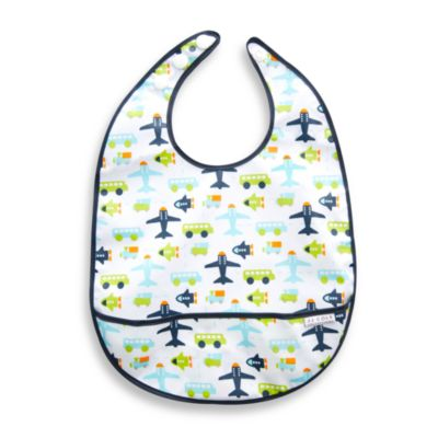 Bibs > JJ Cole® Bib in White Vroom