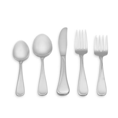 Oneida® Flight 45-Piece Flatware Set