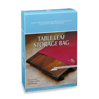 Table Leaf Storage Bag