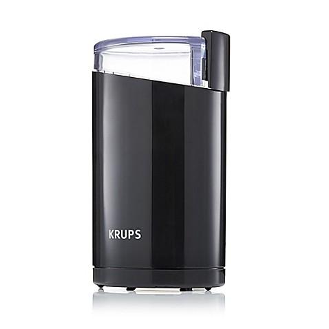 Krups® Black Coffee Grinder