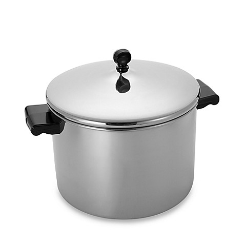 Farberware® Classic Stainless Steel 8 Quart Stock Pot
