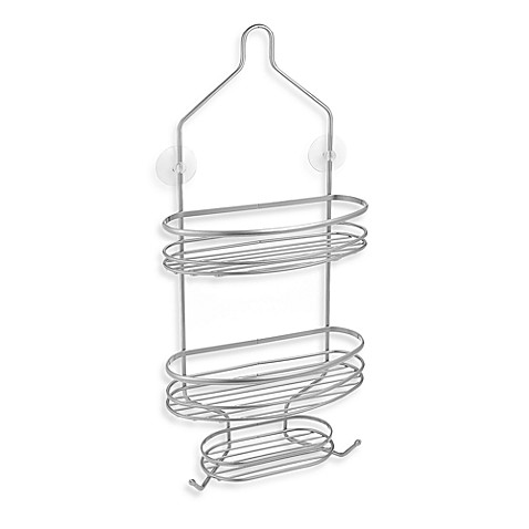 Spa Creations Three-Tier Shower Caddy