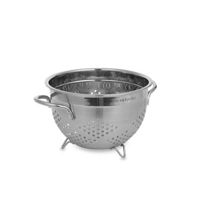 3.5 Quart Stainless Steel Colander