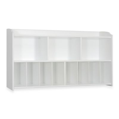 Foundations® Serenity™ Diaper Organizer in White