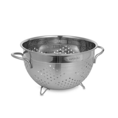 5.5 Quart Stainless Steel Colander