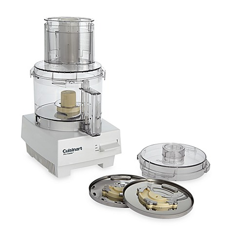 Cuisinart® Pro Classic 7-Cup Food Processor in White