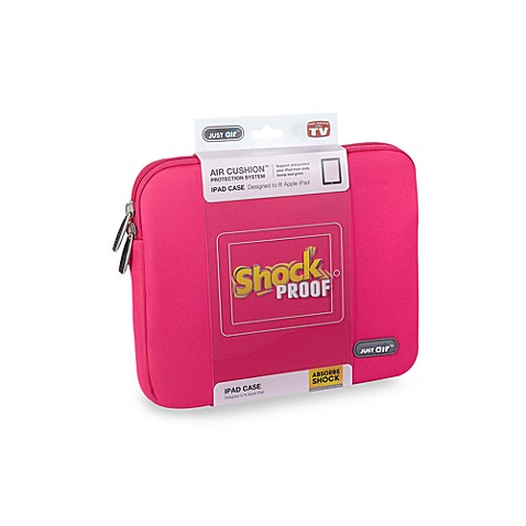 Just Air™ iPad® Case in Pink