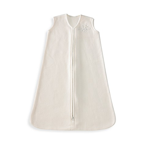 HALO® Sleepsack® Small Micro-Fleece Wearable Blanket in Cream