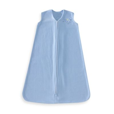 SleepSack™ Blue Micro-Fleece Small Wearable Blanket by HALO®