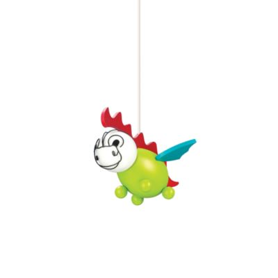 Kidsplace 1-Light Drakey the Dragon Pendant Light