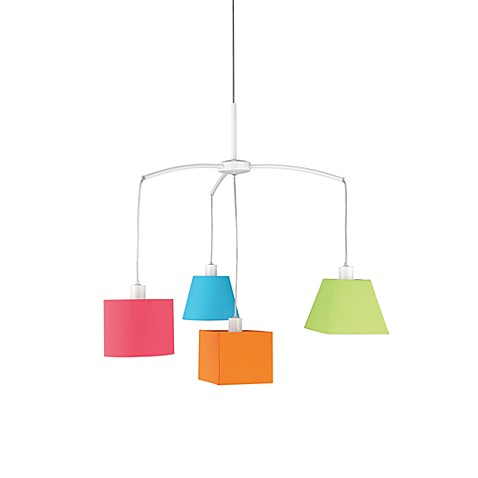 Kidsplace 4-Light Chandelier