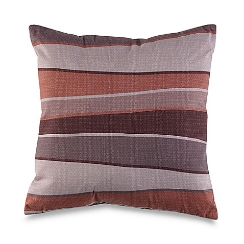 Glenwood Square Throw Pillow