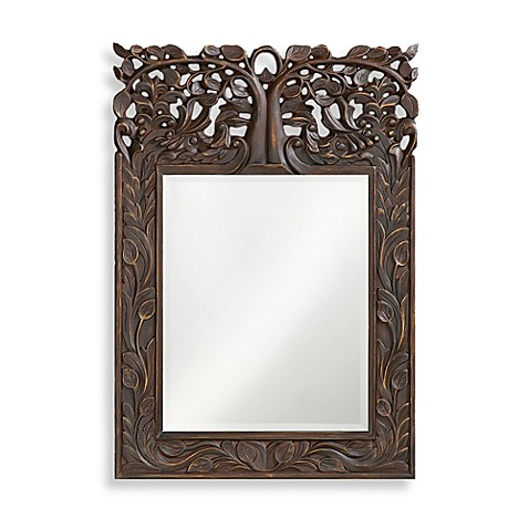 buy decorative wall mirrors for living room from bed bath beyond