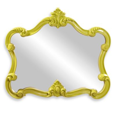 Howard Elliott® Veruca Mirror in Green
