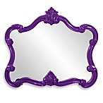 Howard Elliott® Veruca Mirror in Purple