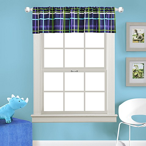 KAS® Kids Dino Window Valance