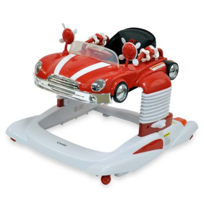 Combi® All-in-One GT Activity Walker in Red