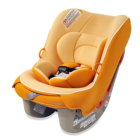 Combi® Coccoro Convertible Car Seat in Carrot Cake