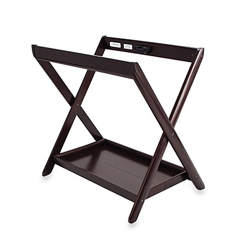 UPPAbaby® Bassinet Stand in Espresso