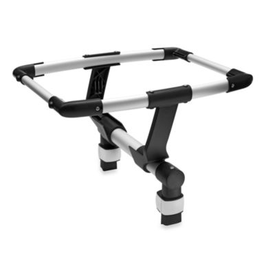 Bugaboo Donkey Base Stroller in Black/Black > Bugaboo Donkey Chicco Mono Car Seat Adapter