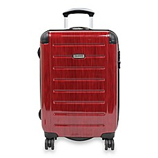 Ricardo® Beverly Hills Roxbury Expandable 21-Inch Spinner Carry-On Luggage in Red