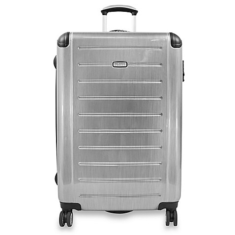 Ricardo® Beverly Hills Roxbury Expandable 29-Inch Spinner Luggage in Silver