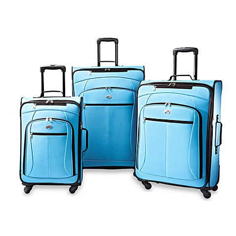 American Tourister® POP Aqua 3-Piece Spinner Luggage Set