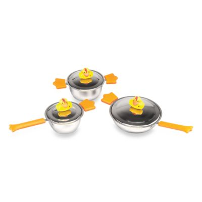 BergHOFF® Sheriff Duck 6-Piece Cookware Set