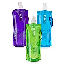 Vapur® Anti-Bottle .5 L Foldable Travel Water Bottle