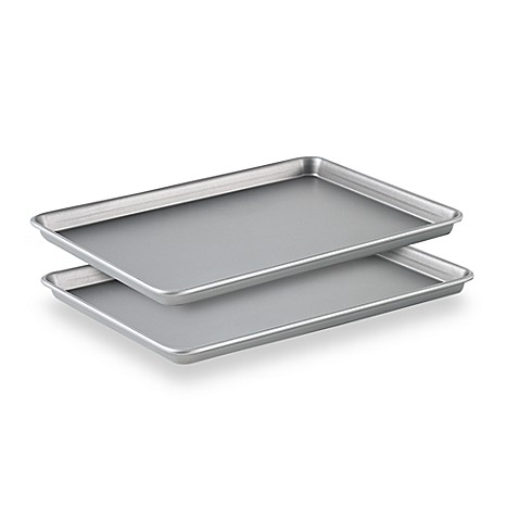 Calphalon® Nonstick Baking Sheets (Set of 2) - BedBathandBeyond.com