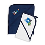 Gerber® Terry Hooded Towel Set - Little Sport