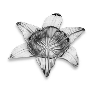 Wilton Armetale® Garden Art Lily Small Bowl