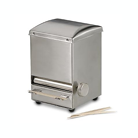 Buy stainless steel toothpick dispenser from bed bath beyond - Toothpick dispenser ...