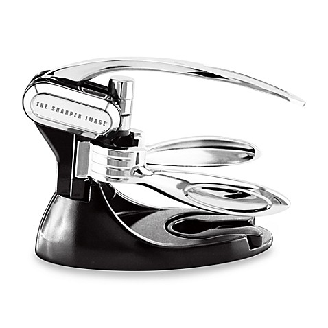 The Sharper Image® Deluxe 4-Piece Professional Corkscrew Set
