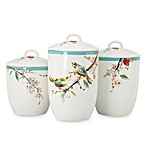 Simply Fine Lenox® Chirp Canisters (Set of 3)
