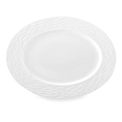 Donna Karan Lenox® Devore 16-Inch Oval Platter