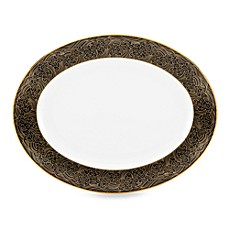 Marchesa by Lenox® Mandar in 13-Inch Oval Platter
