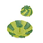 Joseph Joseph® Lotus™ Non-Scratch Folding Steamer Basket
