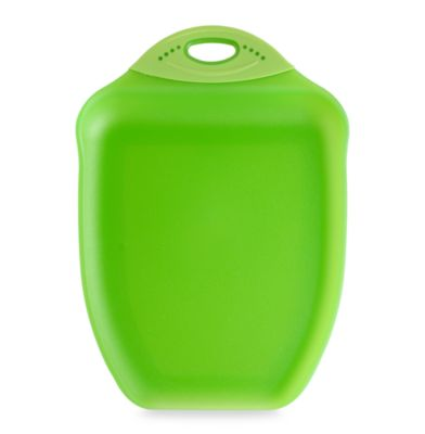 Dexas® Jelli® Chop & Scoop® Cutting Board in Green