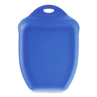 Dexas® 13-Inch Jelli® Chop & Scoop® Cutting Board in Blue