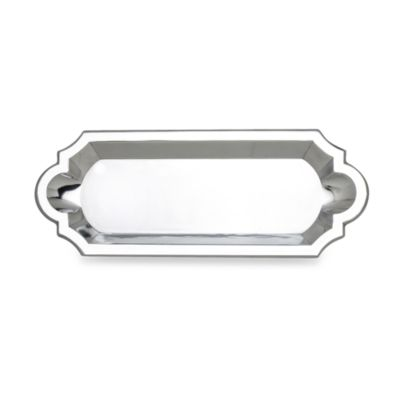 Arthur Court Designs Quattro Oblong Tray