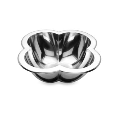 Arthur Court Designs Quattro 12 1/2-Inch Salad Bowl