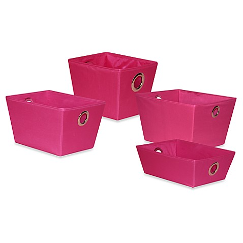 Grommet Totes, Pink
