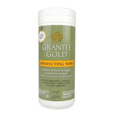 Granite Gold® 35-Count Disinfecting Wipes