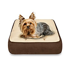 Soft Touch Fifi's Tufted Cushion Pet Bed - Brown/Taupe