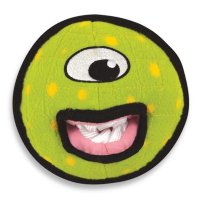 Tuffy® Green Alien Ball Pet Toy