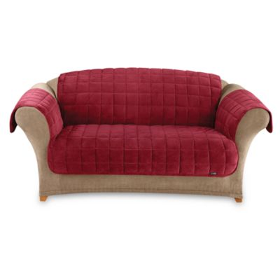 Loveseat Throw Cover