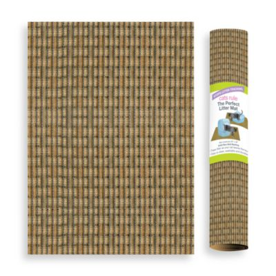 The Perfect Litter Mat in Bamboo Pattern