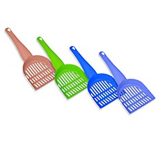 DuraScoop® Mini Steel Cat Litter Scoop