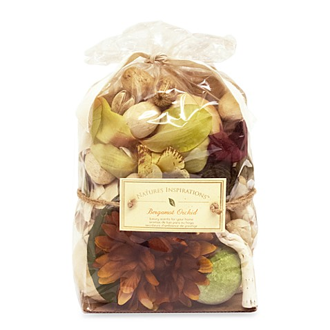 Natures Inspirations™ Large Potpourri Bag - Bergamot Orchid
